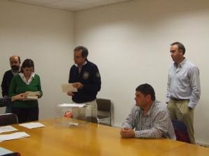 Elecciones sección sindical Universidad autónoma 028